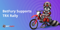 Use Betfury Supports TRX Rally CRF Image.png