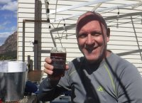 Ouray_rooftop bar_Dave with beer.JPG
