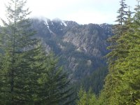 20161106  FR27 Snow on the NW Slope of Mt Townsend.JPG