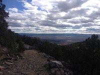 Mt Taylor the Hard Way  1.JPG