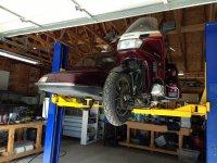 Sidecar rig on car lift 001.jpg