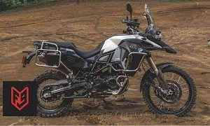 BMW F800GS Adventure Bike Review