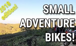 Top 5 Lightweight & Affordable Adventure Motorcycles