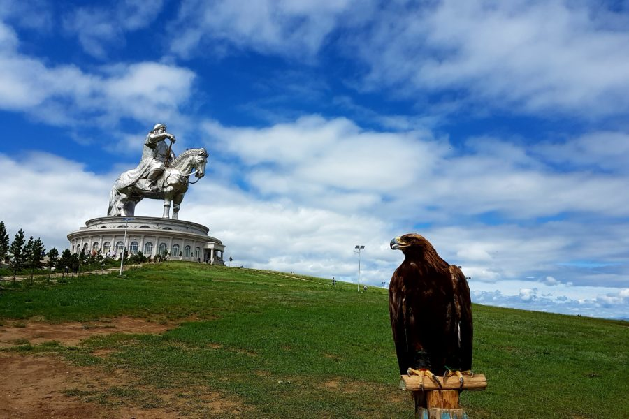 Riding Mongolia Off the Beaten Track