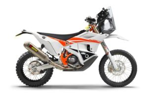 Austrian motorcycle manufacturer KTM has just announced that its 2019 KTM 450 Rally Replica […]
