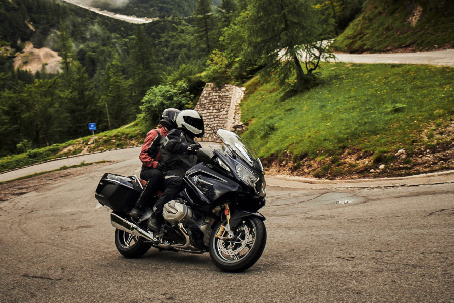 New-for-2019 BMW R 1250 RT -- photo courtesy of BMW Motorrad