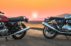 Royal Enfield Twin Cylinder Motorcycles Are Coming To The USA