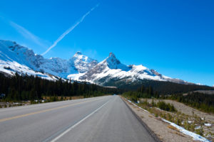 Canadian Rockies / Lake Louise to Jasper