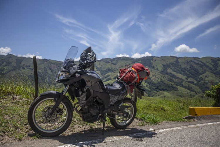 motorcycle tours in Colombia www.
