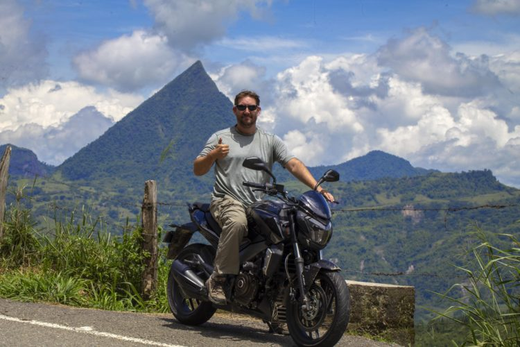 motorcycle tours in Colombia www.advrider.com