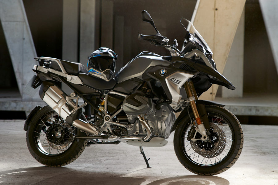 The new R 1250 GS - photo courtesy of BMW Motorrad