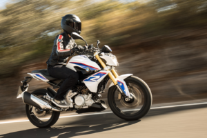 BMW G 310 R -- photo courtesy of BMW Motorrad  USA