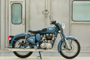 Royal Enfield Bullet 500 --photo courtesy of Royal Enfield