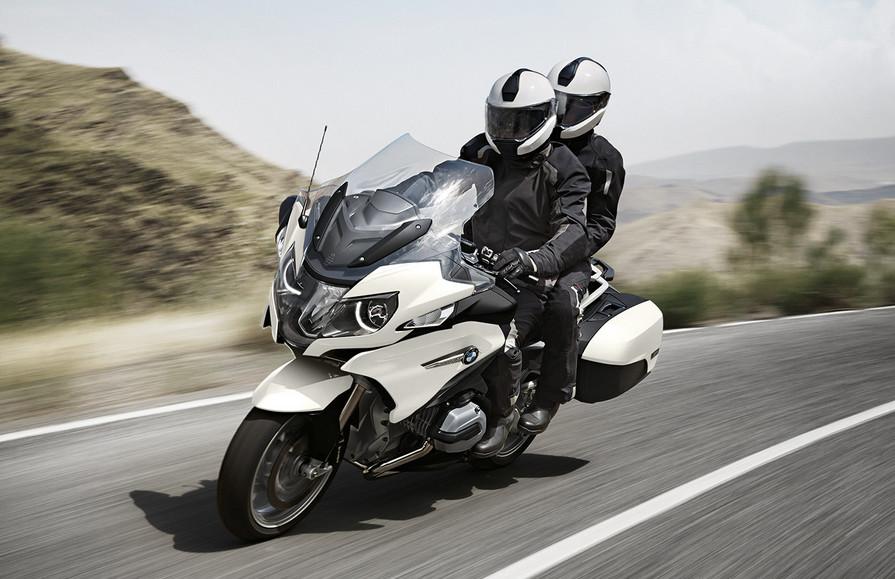 BMW R 1200 RT -- photo courtesy of BMW Motorrad