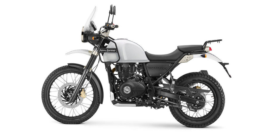 Royal Enfield Himalayan -- photo courtesy of Royal Enfield