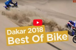 Best Of The Bikes At Dakar 2018