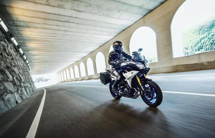 Yamaha Tracer 900 GT, Euro model shown -- photo courtesy of Yamaha