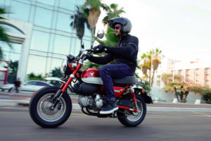 2019 Honda Monkey -- photo courtesy of Honda Powersports