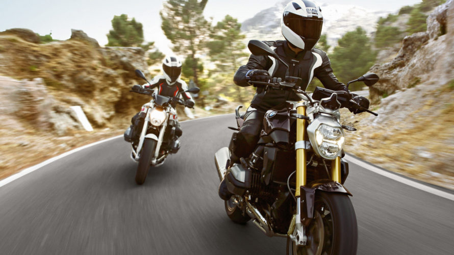 BMW R 1200 R -- photo courtesy of BMW Motorrad