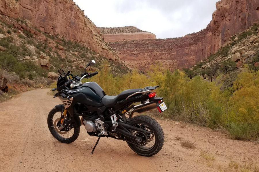 The New BMW F850GS Quick Report