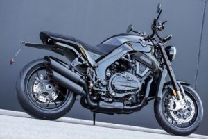 German motorcycle manufacturer Horex showed off its newest model, the VR6 RAW at INTERMOT.  […]