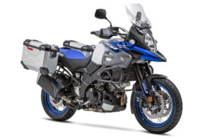 Suzuki has introduced two new versions of its 2019 V-Strom line of motorcycles.  Unveiled […]