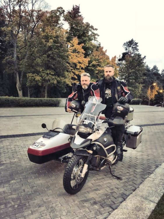 Baltics to Bengal: A Sidecar Expedition