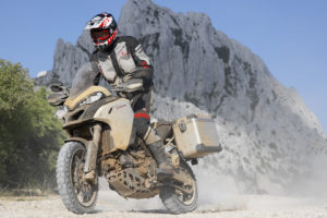 2019 Ducati Multistrada 1260 Enduro -- photo courtesy of Ducati