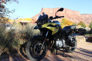 ADVRider.com Rides The New 2019 BMW F750GS