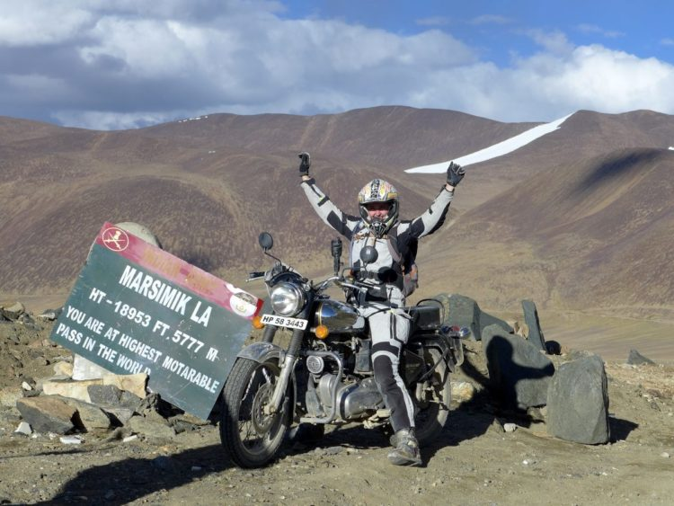 So You Want My Job? Lead Women's Motorcycle Tours www.advrider.com