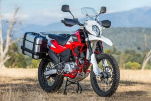 Some may be bemoaning the apparent death of single cylinder adventure bikes in the […]