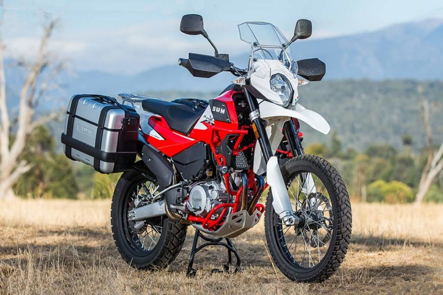 SWM Is Bringing Its Super Dual Adventure Bikes To The US (AIMExpo 2018)