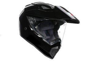 AGV AX9 helmet -- photo courtesy of AGV