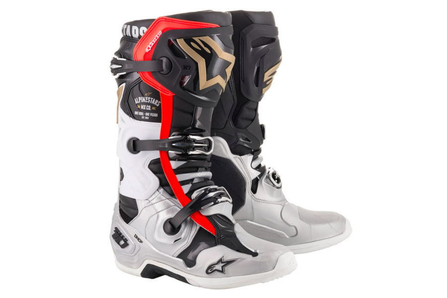 Alpinestars Limited Edition Tech 10 -- image courtesy of Alpinestars