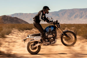 Triumph Scrambler 1200 XE -- photo courtesy of Triumph