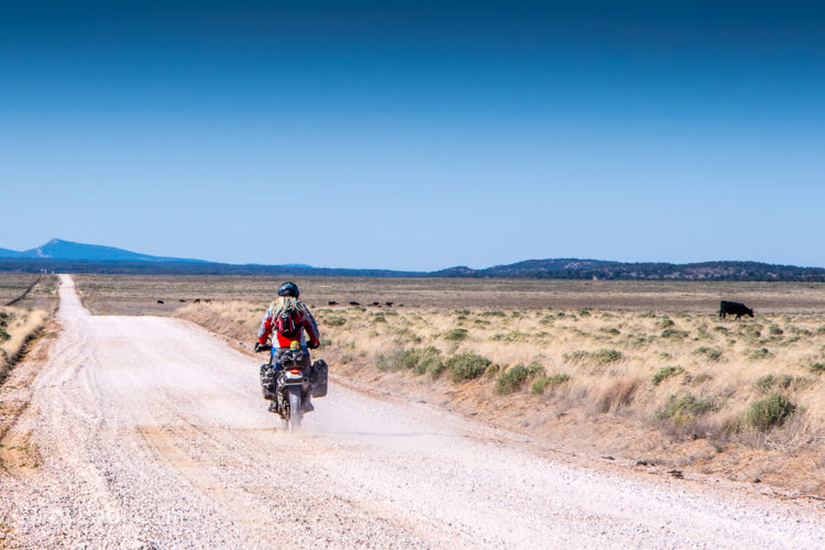 The Reality of Solo Female Travel www.advrider.com