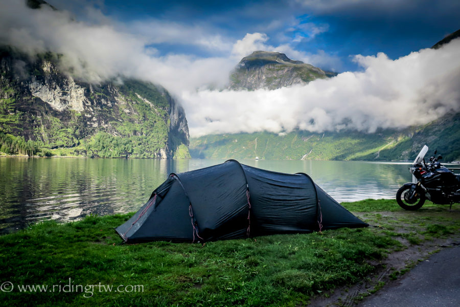 camping in Norway 2016 - rtwPaul