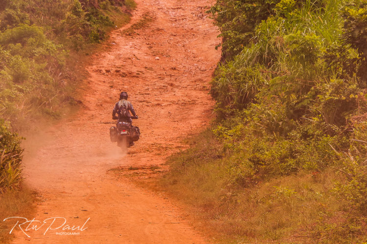 start riding off road