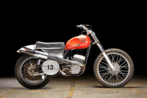 British auction house Bonhams has concluded an auction of motorcycles and motorcycle memorabilia at Alabama's […]