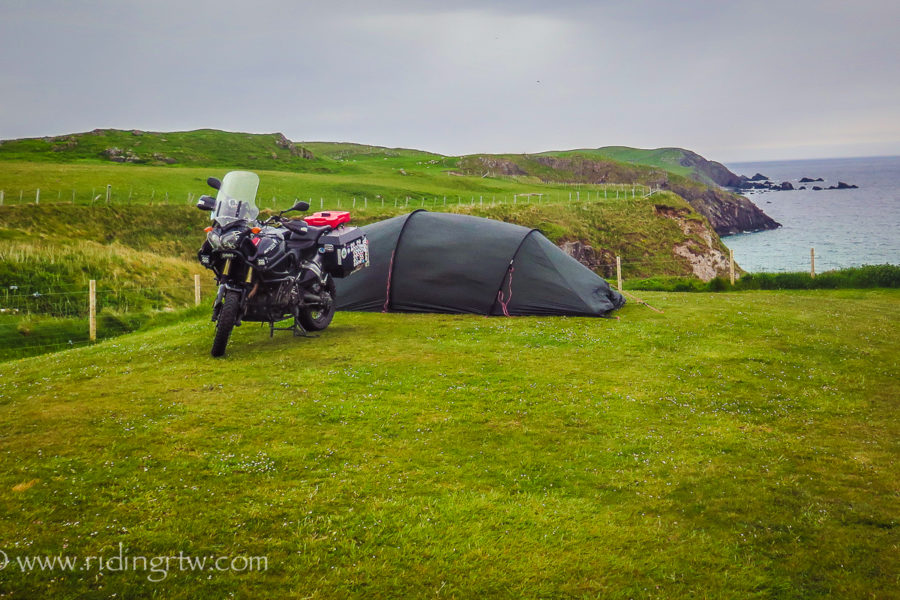 Wild Camping 101: The Basics of Camping www.advrider.com
