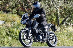 There have been plenty of spy shots of people riding around on a camouflaged […]
