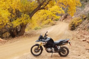 Dirt And Pavement – BMW F 850 GS Full Ride Review