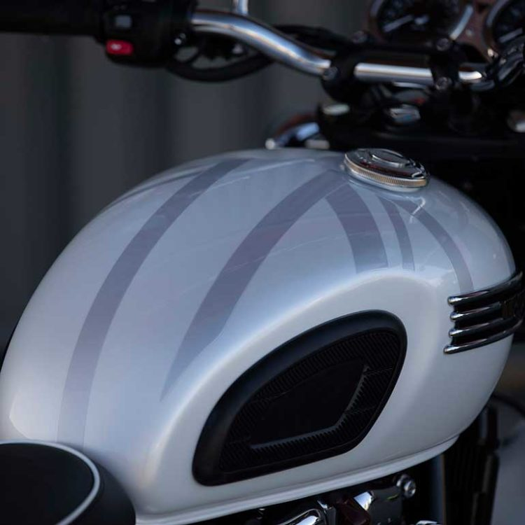 On The 60th Birthday Of The Bonneville Triumph Introduce