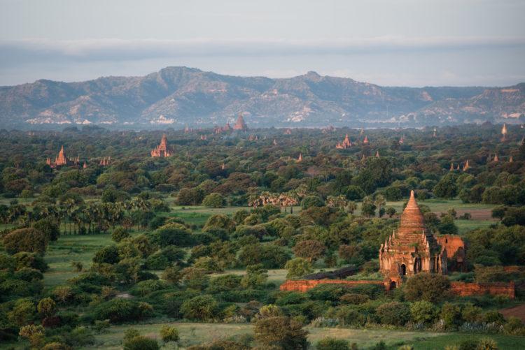 Bagan, Yangon, Myanmar