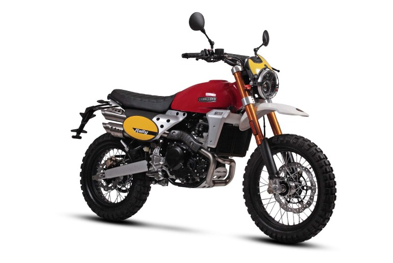 Italian manufacturer Fantic unveiled two new Caballero bikes at EICMA. Known for dirt bikes […]