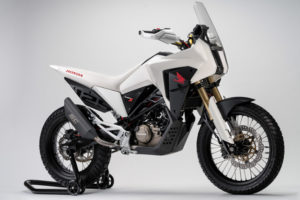 Honda CB125X -- photo courtesy of Honda