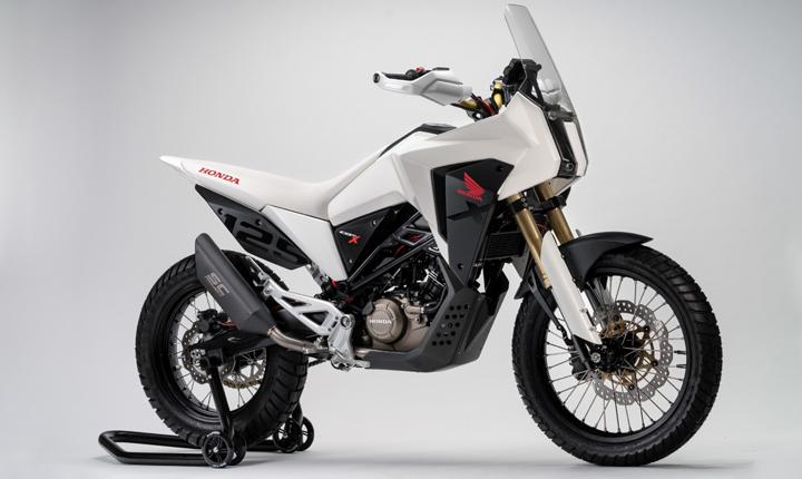 Honda CB125X -- photo courtesy of Honda