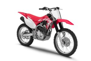 2019 Honda CRF250F -- photo courtesy of Honda