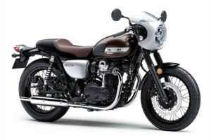2019 Kawasaki W800 Café -- photo courtesy of Kawasaki