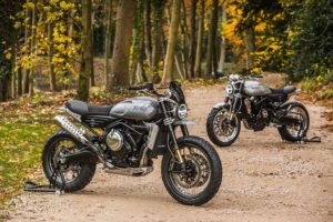 Norton Shows Off Two New Atlas Models